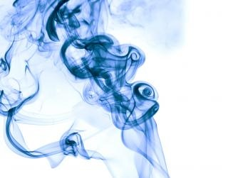 abstract smoke  aroma  curve