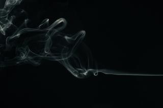Abstract Smoke, effect