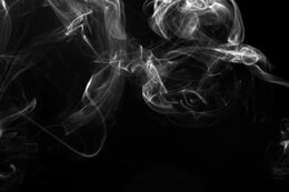 Abstract Smoke, form