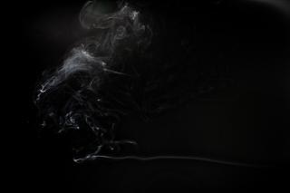 Abstract Smoke, motion
