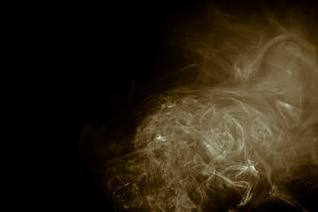 Abstract Smoke, pollution
