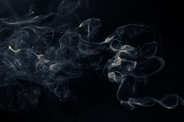Abstract Smoke, translucent
