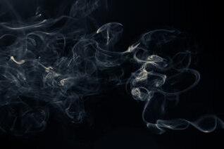 Abstract Smoke, translucent