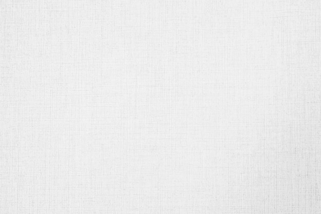 Abstract white color canvas wallpaper textures and surface