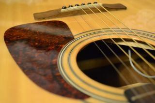 アコースティックギターのピックアップ