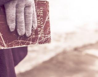 Age-worn book