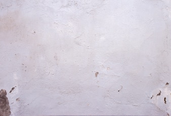 Aged white wall