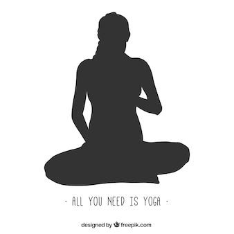 All you need is yoga