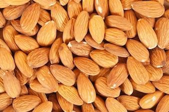 アーモンドナッツの背景
