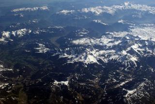 Alps, bright