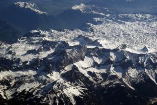Alps, view