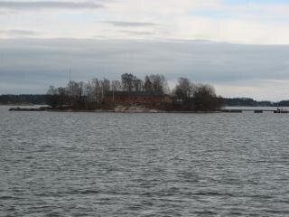 An Island near Helsinki, Finland