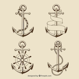 Anchors collection