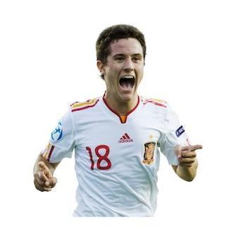 Ander Herrera , Spain National team