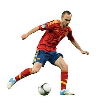 Andres iniesta   spain national team