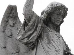 Angel Statue, nobody