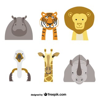 Animals pack