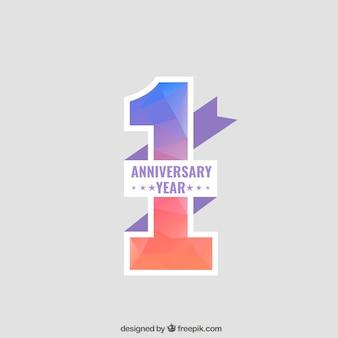 Anniversary background