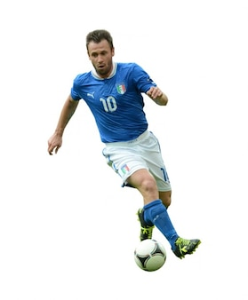 antonio cassano   italy national team