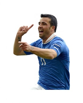 antonio di natale   italy national team