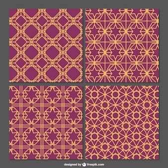 Arabian editable pattern