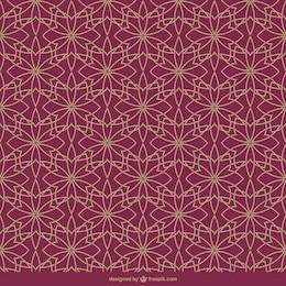 Arabic style pattern