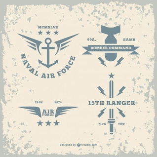 Army logos pack