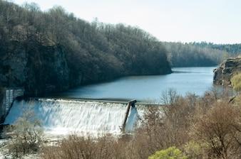 Artifical waterfall 2
