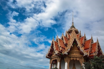 Attraction architect spirituality religion thailand