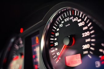 Audi Speed-o-Meter