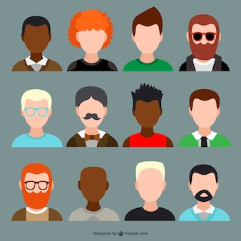 Avatars Pack