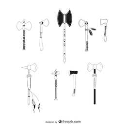 Axes outlines collection