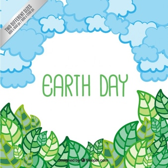 Background for earth day