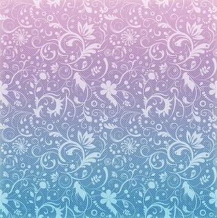 background of breezy floral pattern