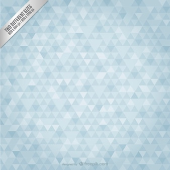 Background pattern with small triangles