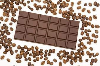 Background rectangular aromatic swiss diet