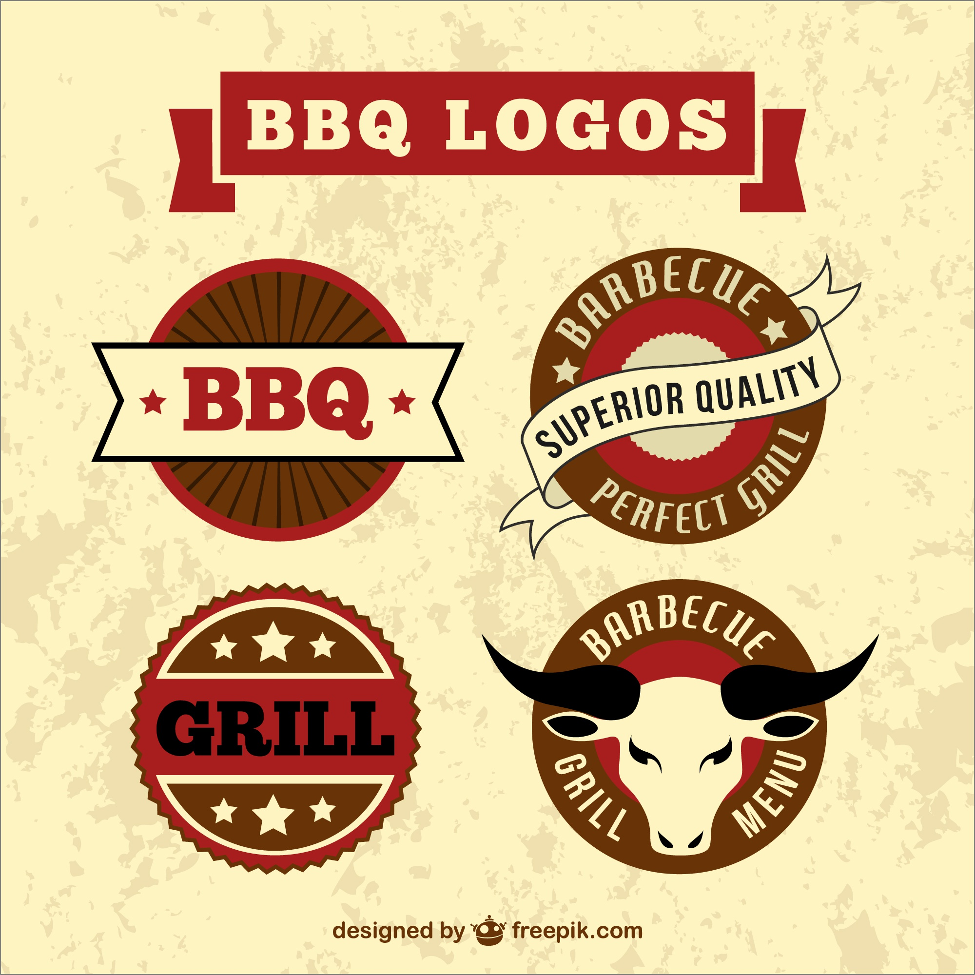 Barbecue quality badges