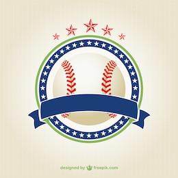 Baseball ball free vector illustration