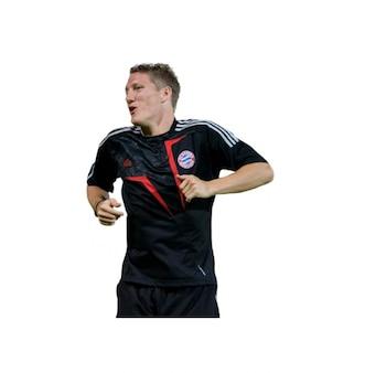 Bastian Schweinsteiger , Bayern munich Bundesliga
