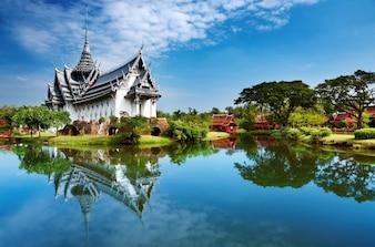 美しいバンコクの風景