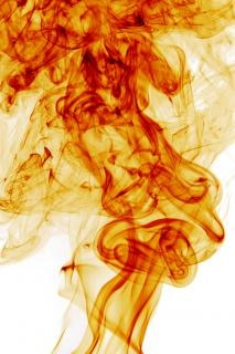 beautiful color smoke  meditative