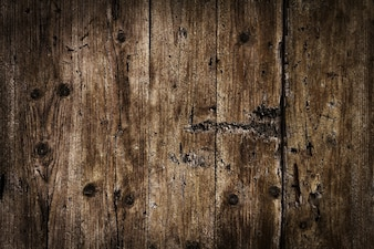 Beautiful Old Antique Dark Wooden Texture Surface Background Backdrop. Copy Space.