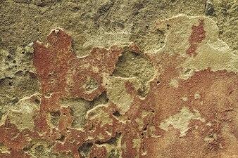 古いグランジ壁の美しいテクスチャ。背景の背景。ヴィンテージレトロ。トーニング