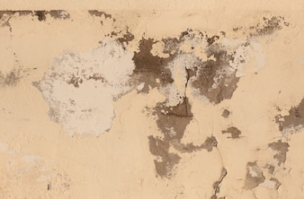 Beige aged stucco pattern