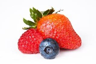 berry mix  black