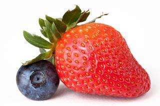Berry mix  close