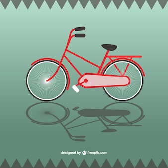 Bicycle free vector graphics