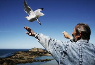 bird whisperer  sea