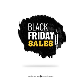 Black Friday ink sales