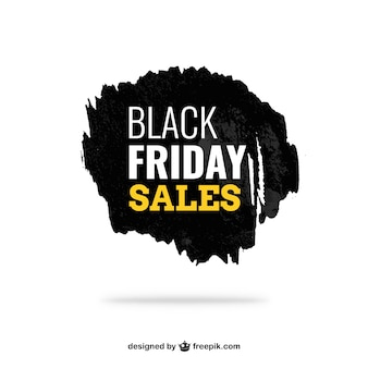 Black Friday ink sales